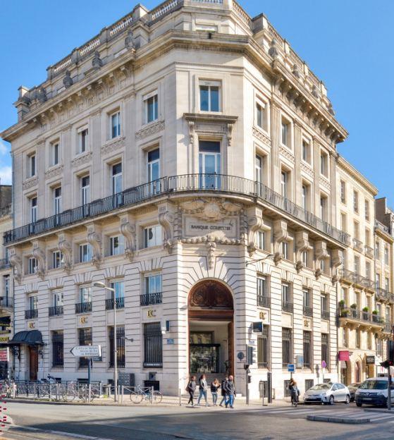 Groupama Gan Pierre 1 - acquisition à Bordeaux