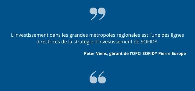 Focus sur l'OPCI Grand Public SOFIDY Pierre Europe