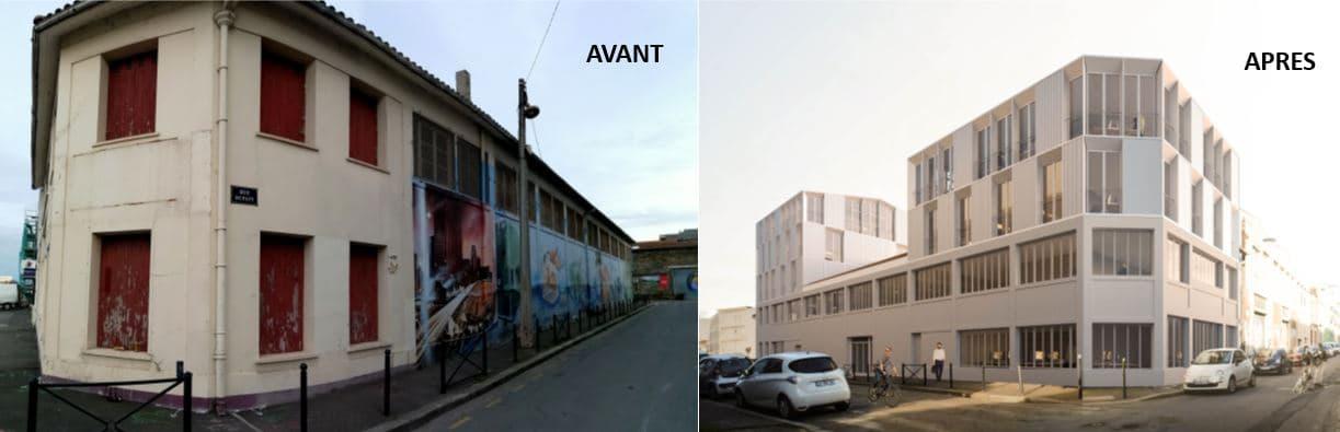 OPCI ALTIXIA VALEUR : L'immeuble UNIK